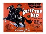 Billy the Kid, Robert Taylor, 1941 Photo