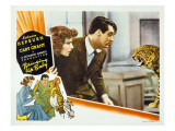 Bringing Up Baby, Katharine Hepburn, Cary Grant, 1938 Foto
