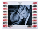 Alfie, Michael Caine, 1966 Foto