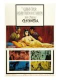 Cleopatra, Elizabeth Taylor, 1963 Foto