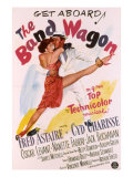 The Band Wagon, Cyd Charisse, Fred Astaire, 1953 Fotografia