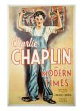 Modern Times, Charlie Chaplin, 1936 Fotografía