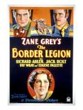Border Legion, Richard Arlen, Jack Holt, Fay Wray, 1930 Photo