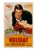 Holiday, Cary Grant, Katharine Hepburn, 1938 Foto