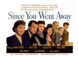 Since You Went Away, Claudette Colbert, Joseph Cotten, Jennifer Jones, and Shirley Temple, 1944 Fotografia