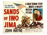 Sands of Iwo Jima, John Wayne, Adele Nara, 1949 Fotografía