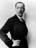 Russian Composer Igor Stravinsky, 1936 Photo