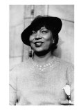 Zora Neale Hurston Incorporated African American Culture and Folk Ways into Her Work Photographie