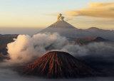 Mount Bromo Volcano, Java, Indonesia Posters by Bruno Morandi