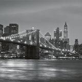 Brooklyn-broen, New York Plakater af Torsten Hoffmann