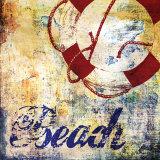 Schifffahrtsmotiv II Poster von Paul Brent