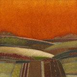 To the Country I'm Going Kunstdruck von Rob Van Hoek