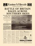Battle of Britain Rages
