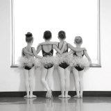 Ballerinas Kunstdruck