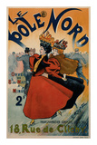 Le Pole Nord Prints by Georges Ripart
