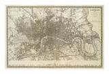 Lontoo Englanti, n. 1845 Taide