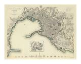 Genoa, Italy, c.1836 Julisteet