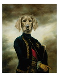 The Marquis Premium Giclee-trykk av Thierry Poncelet