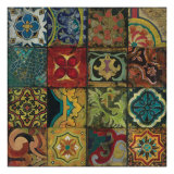 Arabian Nights I Premium Giclee Print by John Douglas