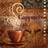 Cappuccino Arte por Vivian Eisner