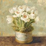 Hatbox Tulips Posters par Danhui Nai