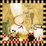 Kitchen Favorites: Good Food Poster par Dan Dipaolo