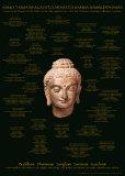 Buddham Dhammam Sangham Pôsters