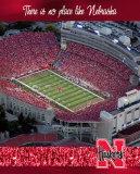 University of Nebraska-Stadium Shot Fotografia
