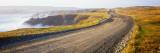 Dirt Road Passing Through a Landscape, Cape Bonavista, Newfoundland, Newfoundland and Labrador Fotografisk trykk av Panoramic Images,