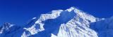 Mont Blanc, Savoie, France Fotografisk trykk