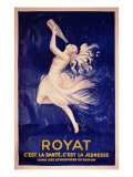 Royat Giclée-tryk af Leonetto Cappiello