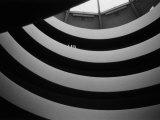 Joseph Beuys - Guggenheim Museum Fotografie-Druck