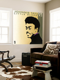 Johnnie Taylor - Little Bluebird Vægplakat