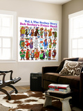 Bob Scobey - The Scobey Story, Vol. 1 Wall Mural