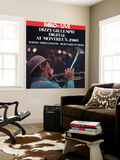Dizzy Gillespie - Digital at Montreux 1980 Wall Mural