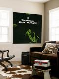 John Coltrane - The Believer Mural