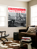 Bob Scobey - Bob Scobey's Frisco Band Wall Mural