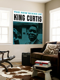 King Curtis - The New Scene of King Curtis Vægplakat