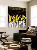 The Dramatics - The Dramatics Live Poster géant