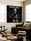 Duke Ellington - Duke's Big Four Wall Mural
