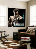 Miles Davis All-Stars - The Best of Miles Davis Wall Mural