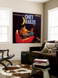 Chet Baker - It Could Happen to You Veggmaleri