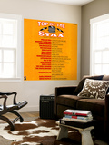 Top of the Stax Vægplakat