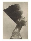 Nefertiti Bust Poster