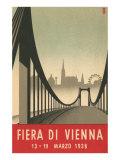 Vienna Fair, Austria Posters