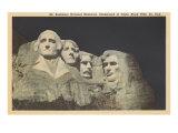 Mt. Rushmore, South Dakota Art