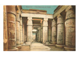 Karnak, Temple of Khon, Egypt Posters