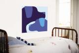Blue Dogs Seinämaalaus