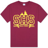 Buffy the Vampire Slayer - Sunnydale High School Camisetas