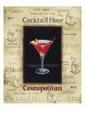 Cosmopolitan, på engelsk Premium Giclée-tryk af Gregory Gorham